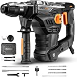 Bohrhammer, TACKLIFE 1500W 7J Abbruchhammer mit...