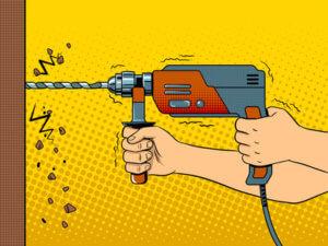 Wieviel Watt sollte eine Bohrmaschine haben