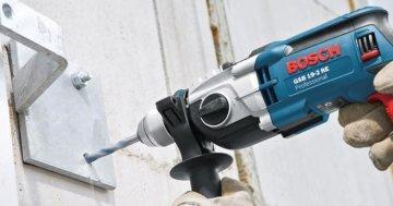 Bosch Schlagbohrmaschine GSB 19 2 RE im Koffer 850 Watt