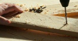 Holz bohren ohne ausreißen